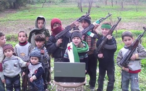 Children Forced to Behead Captives in Syria | Society | Scoop.it