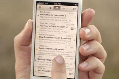 Mailbox, l'appli qui veut révolutionner l'email - Le Figaro | Contrôler ses emails et ses projets | Scoop.it
