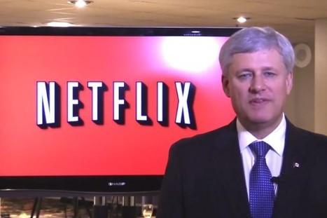 Une «taxe Netflix» est inévitable, estiment des experts | Élections fédérales | Digital content services news (from France) | Scoop.it