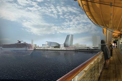 reiser + umemoto architecture: winning design of kaohsiung port terminal | ARCHIresource | Scoop.it
