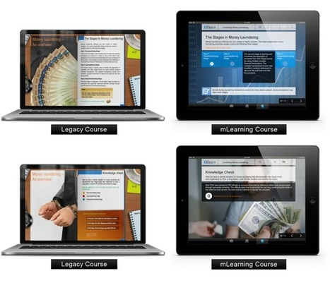 What Are The Benefits Of mLearning? Featuring 5 Killer Examples - eLearning Industry | Academic Librarian Research Support | Scoop.it