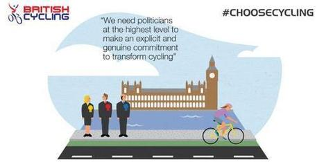 Tweet from @BritishCycling | CycleRotherham | Scoop.it
