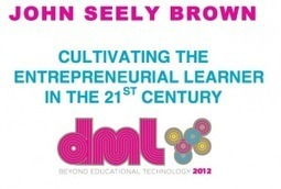 Becoming an Entrepreneurial Learner | Learning in the Social Workplace | Designing New Learning Environment | Scoop.it