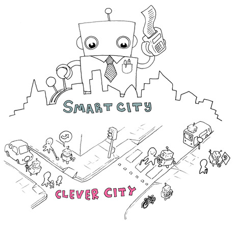 Manifesto for the Clever City - a rejigged vision of the smart city | The Programmable City | Scoop.it