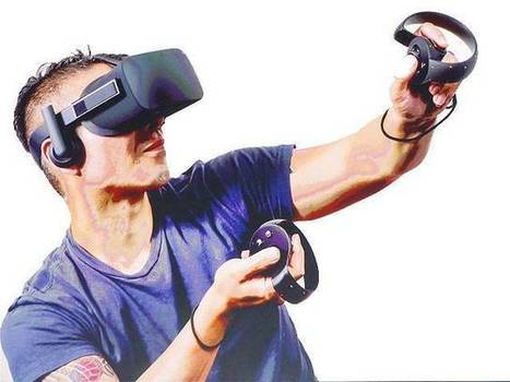 VR will take time to develop, predicts Facebook | 3D Virtual-Real Worlds: Ed Tech | Scoop.it