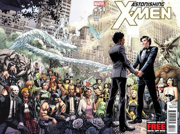 Could the Next X-Men Movie Feature a Gay Wedding? - E! Online | Machinimania | Scoop.it