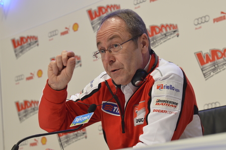 Revolution not necessary at Ducati, according to new boss, Bernhard Gobmeier | Ductalk | Scoop.it