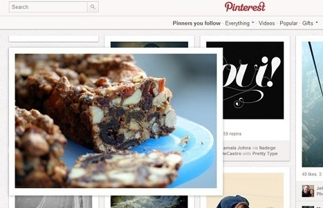 6 Chrome Extensions to Improve Your Pinterest Experience | Searching & sharing | Scoop.it