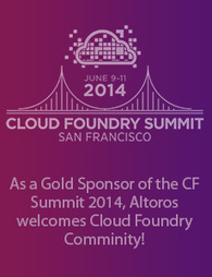 Cloud Foundry Summit: Day 2 - Blog on Research and Development | Altoros | All things Cloud Foundry | Scoop.it