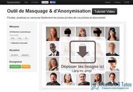 Facepixelizer : un outil pratique pour pixeliser/flouter une image en ligne | Bazaar | Scoop.it