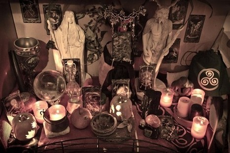 Curious about paganism? Participate in Samhain | Contemporary Paganism | Scoop.it