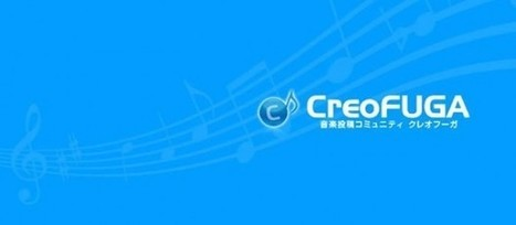 Japanese music composer community Creofuga launches crowdsourcing platform | Soundtrack | Scoop.it