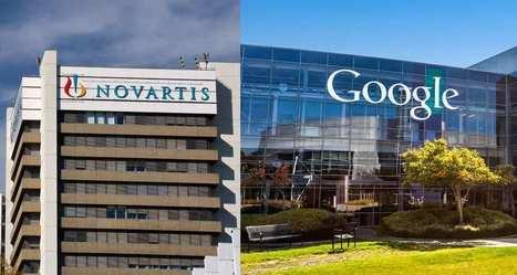 Lentilles intelligentes : Novartis passe un accord avec Google | eSanté & Télémédecine | Scoop.it