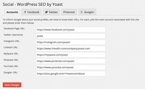 WordPress SEO 2.0: focus on what matters • Yoast | toolbox Resources | Scoop.it
