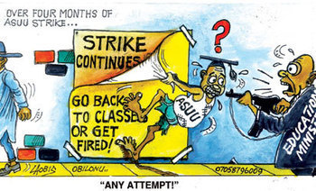 How lecturers underdeveloped the universities (4) - Vanguard News | online research supervision | Scoop.it