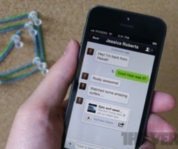 Chat apps surpass SMS for the first time, study finds | Social Media Epic | Scoop.it