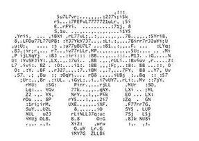 Tweet from @conoro   ASCII Art   Scoop.it