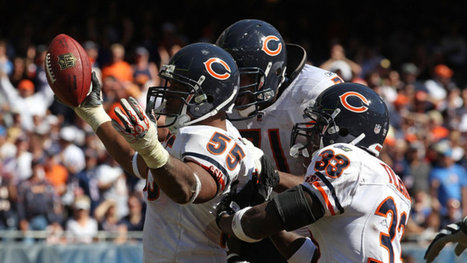 The Bears Den: March 18, 2014 - Chicago Bears offseason news ...   Chicago bears   Scoop.it