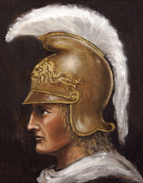 11 Leadership Lessons from Alexander the Great | Leadership | Scoop.it