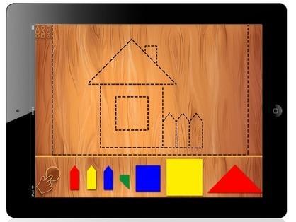 En el núvol: Aplicacions d'iPad per a l'educació pre-escolar | PDI i tablets a l'aula | Scoop.it