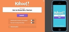 Sharing Technology: Kahoot - A Really Fun Student Response Application | Sharing Technology for Teachers | Scoop.it
