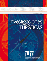 Investigaciones Turísticas | To send papers | Scoop.it