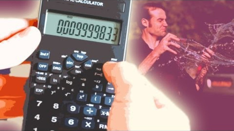 This Calculator Unboxing Parody Is Hilarious | News we like | Scoop.it