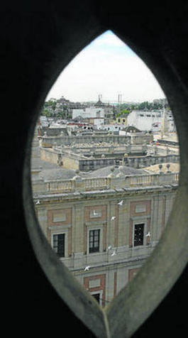 Las cubiertas y sótanos del Archivo de Indias se podrán visitar... - Diario de Sevilla | ARCHIVOS Y ARCHIVEROS | Scoop.it