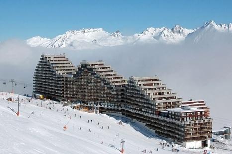 A La Plagne, Pierre & Vacances et Wilmotte & Associés inventent la station de 5ème génération   Alpine Trendwatching   Scoop.it