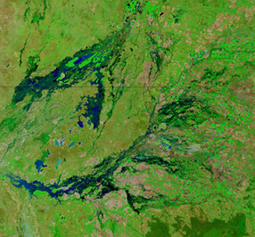 February 22, 2012 - Flooding in Southeastern Australia | Remote Sensing News | Scoop.it