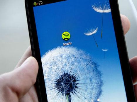 Spotify gratis para móviles   Zaragoza: ciudad digital   Scoop.it