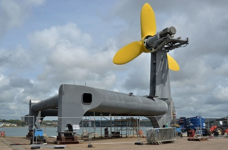 Major Milestone In Tidal Power Emerges With 'Spirit Of The Sea' | Sustain Our Earth | Scoop.it