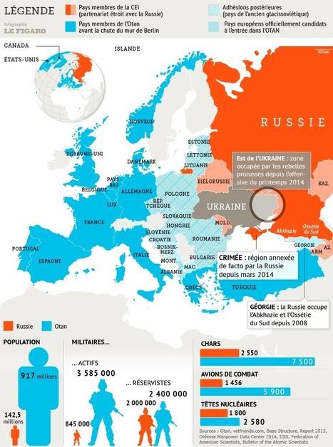 Washington pousse l'Otan au bras de fer avec la Russie | CLES DE L'ACTU. DEFENSE ( 2) | Scoop.it