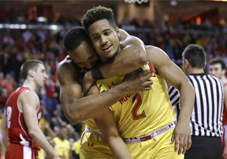 Lucky or not, Maryland exudes confidence at the end of tight games - NBCSports.com | CLOVER ENTERPRISES ''THE ENTERTAINMENT OF CHOICE'' | Scoop.it