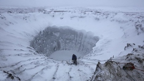 Scientists know there are more giant craters in Siberia, but are nervous to even study them | Oil and Gas | Scoop.it