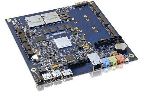 Kontron Unveils KTT30/mITX Nvidia Tegra 3 Mini-ITX Board | Embedded Systems News | Scoop.it