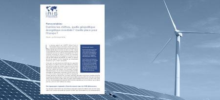 Regard sur les investissements dans les énergies renouvelables en 2015 | Politiques environnementales | Scoop.it