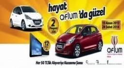 Afyon Afium AVM Peugeot 208 Çekilişi | Eğitim | Scoop.it