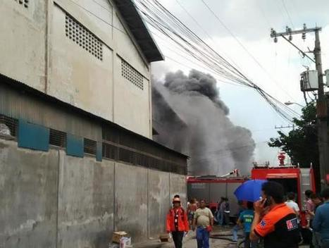 Labor dept's neglect of health, safety blamed in 'biggest fire casualty' at slippers factory, Philippines | Asian Labour Update | Scoop.it