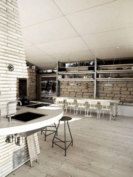 Une maison d'architecte au Danemark | | décoration & déco | Scoop.it