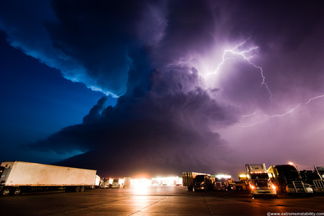 Extreme Instability, Scary weather and incredible shots ★ Triggerpit via @Zehub | waouh | Scoop.it