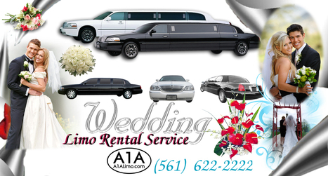 Wedding Limo Rental Service In FL   Limousine Services   Scoop.it