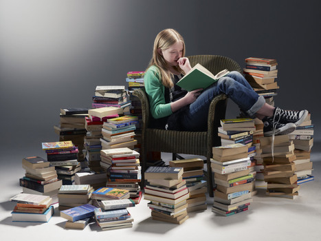 28 Signs You Were An English Major | Google Lit Trips: Reading About Reading | Scoop.it