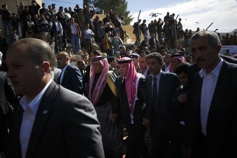 In a grief-stricken Jordanian village, calls for war against the Islamic State | Regional Geography | Scoop.it