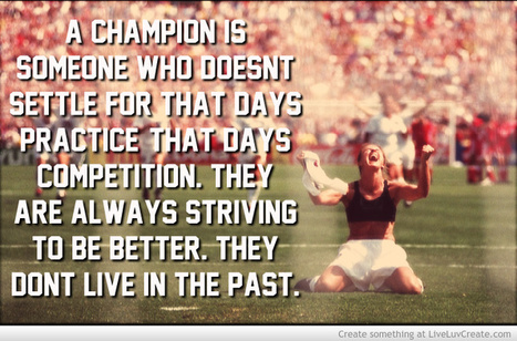 Soccer Quote Picture by Ashlee Hendricksen - Inspiring Photo | Sports Magazine: Formica,A. | Scoop.it