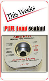 Expanded PTFE Joint Sealant 2014 - AS&P Inc | Mechanical Seal | Scoop.it