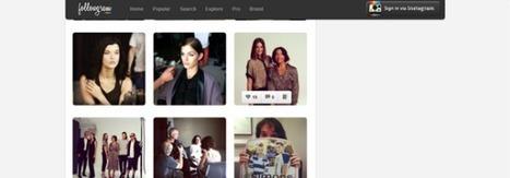 Comment utiliser instagram pour son entreprise ? - Pikock | Médias Sociaux | Scoop.it