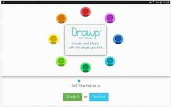 Drawp for School- A Great Collaborative Tool for Teachers and Students ~ EdTech & MLearning | iPads in Education | Scoop.it