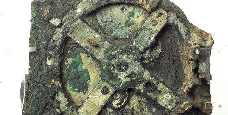 El Mecanismo de Antiquitera reúne el saber astronómico y astrológico de la época | LVDVS CHIRONIS 3.0 | Scoop.it
