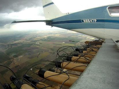 Making It Rain: Cloud Seeding | Cloud Seeding | Scoop.it
